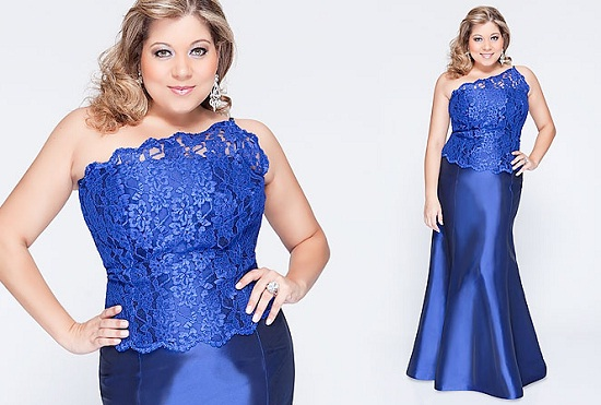 Vestido De Festa Plus Size Compra On Line