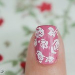 unhas decoradas estampas florais 6 150x150 Unhas decoradas com Estampas Florais