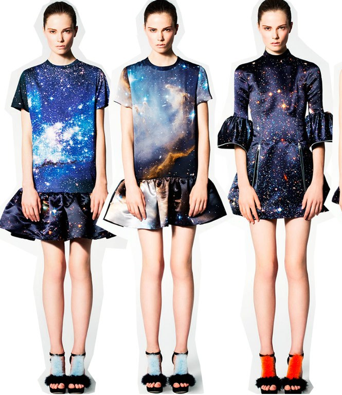 christopher-kane-galaxy-collection