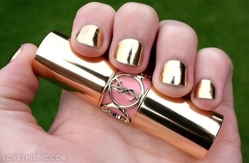 27304-Gold-Chrome-Nails