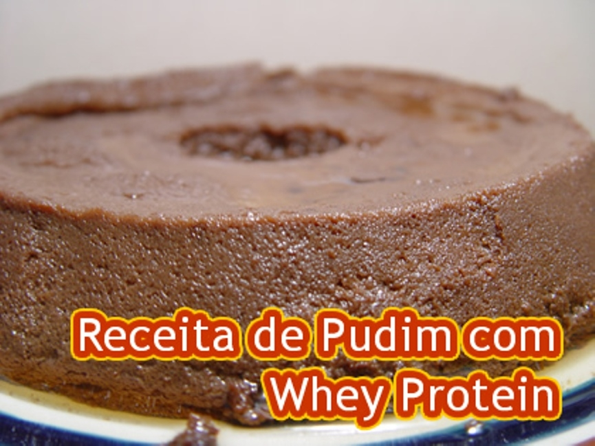Receitas fitness Whey protein - Massa muscular ideal