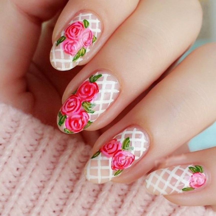 floral-summer-nail-art-designs-2016