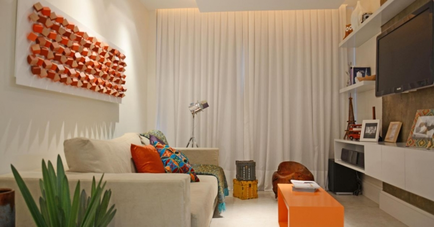 Decorar interiores de casas pequeas ideas para decorar - Decorar casas pequenas ...