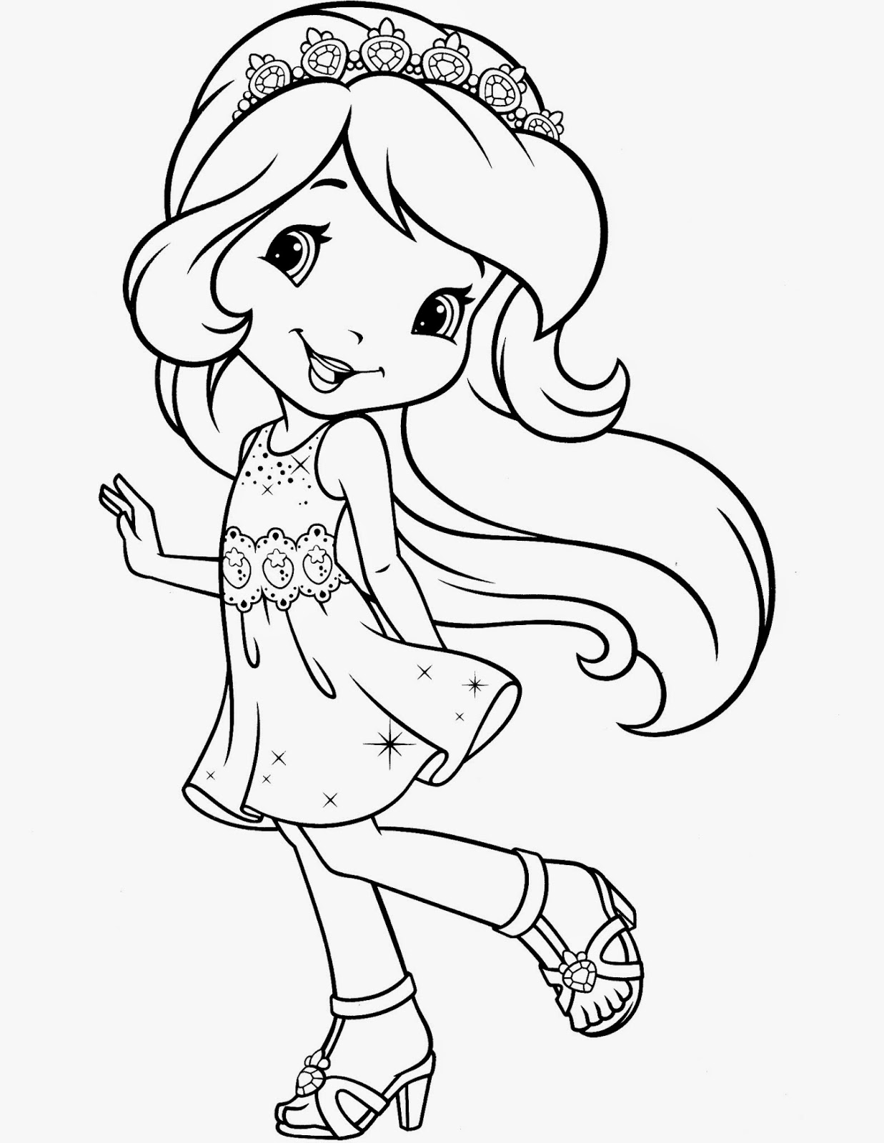 Desenhos Das Princesas Para Imprimir Colorir Pintar E Se Divertir